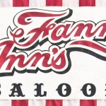 Banner Fanny's Front Sign